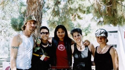 Youth Stage at San Diego LGBTQ Pride Festival, 2004