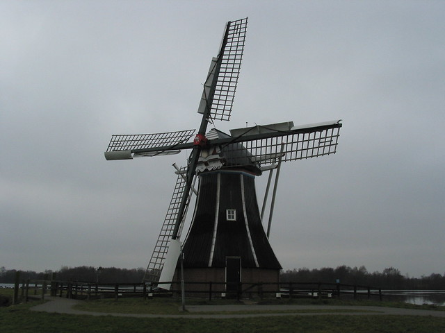 Windmill, Paterswoldsemeer