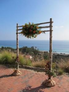Custom Build Wedding Arch