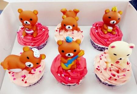 rilakumma cupcake