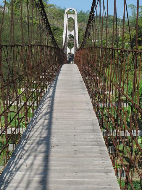 Suspension Bridge, Hongmaoliao