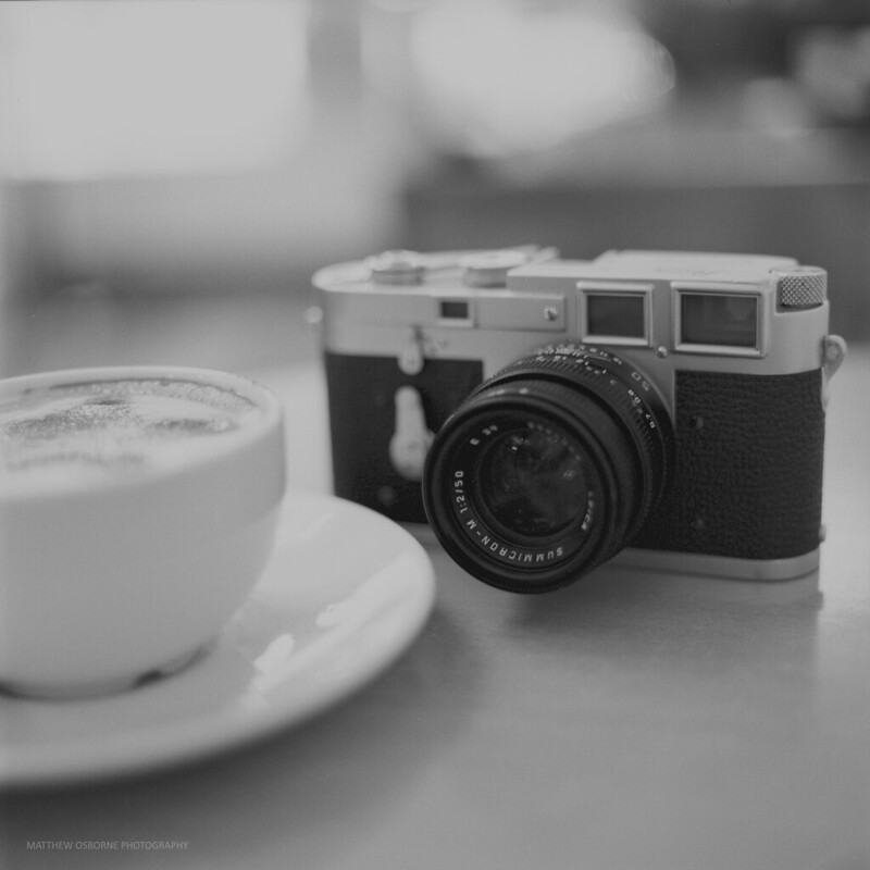 Leica M3 Calibration