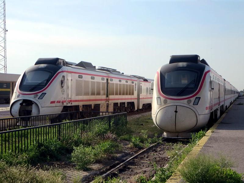 Train to Basra