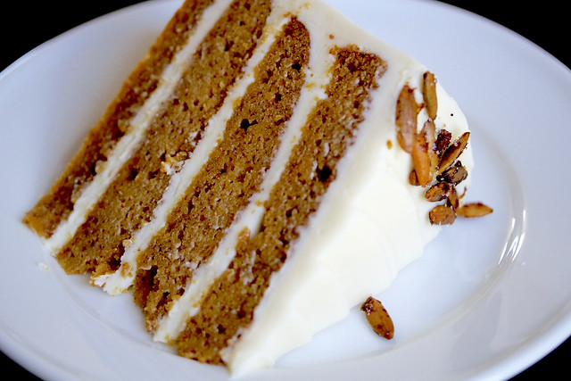 Pumpkin Olive Oil Cake - 40