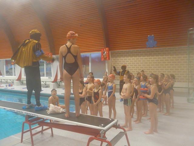 Zwarte Pietentraining 2009