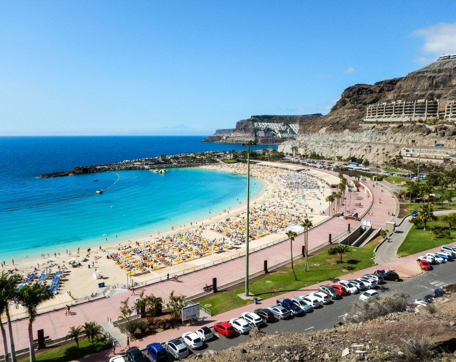 Gran Canaria Erster Tag