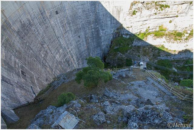 stuwdam Lac du Castillon (7D030605)