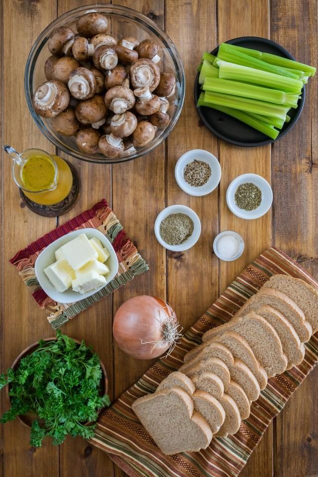 simple, classic ingredients