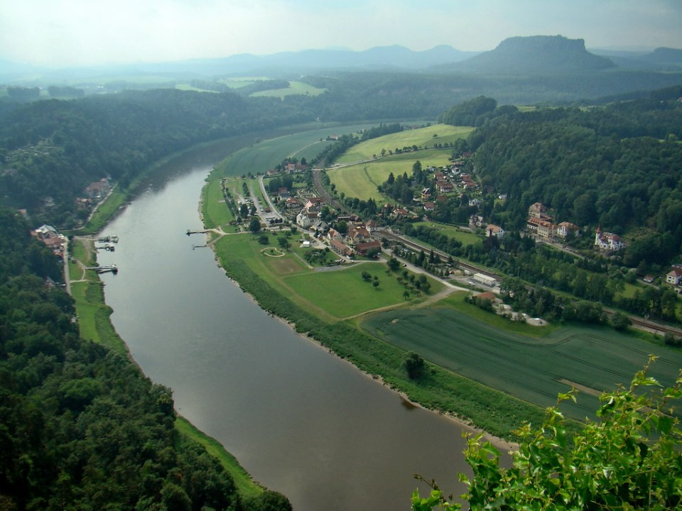 rio Elba Bastei Alemania 03