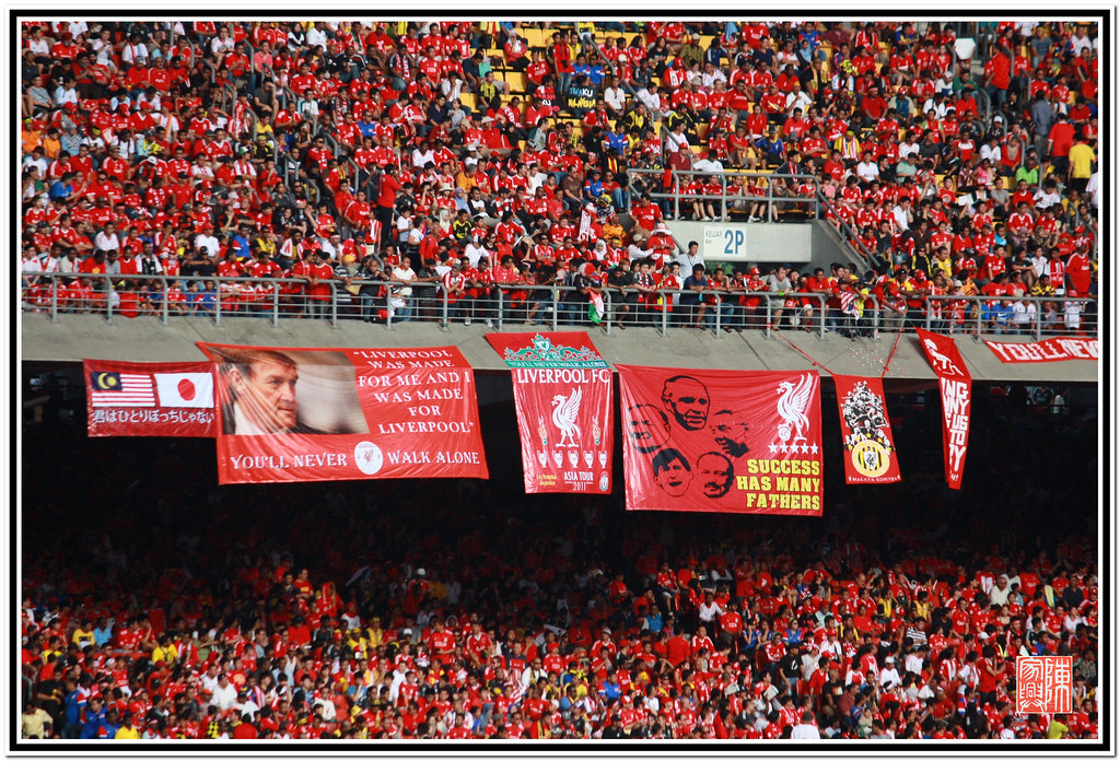 Liverpool Match Day 02 | Steve Chan | Flickr