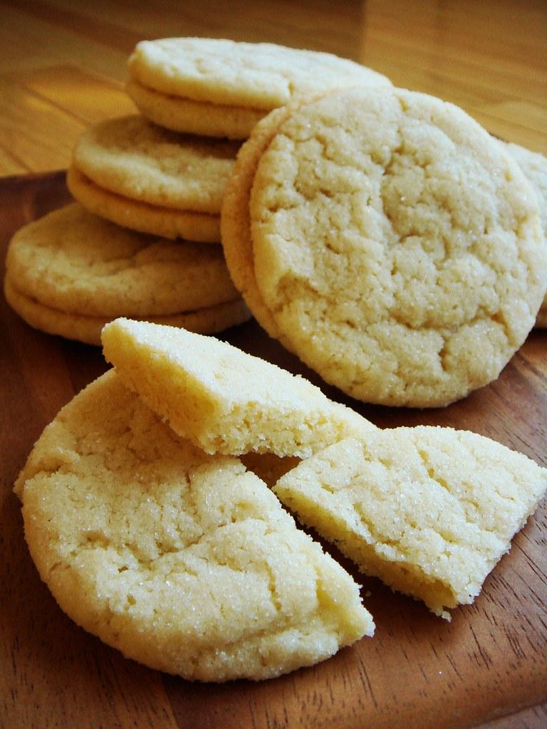 America\'s Test Kitchen Sugar Cookie : america\'s, kitchen, sugar, cookie, Chewy, Sugar, Cookie, America's, Kitchen, Delivers, Again!, Flickr