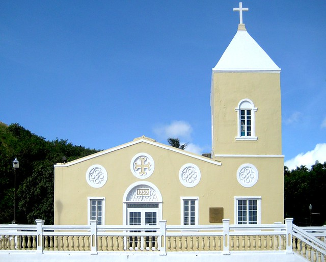 San Dionisio Catholic Church