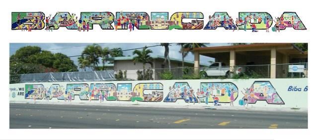 Barrigada Mural by Ariel Dimalanta