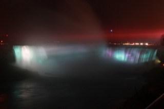 "The ""Horseshoe"" Niagara Falls"