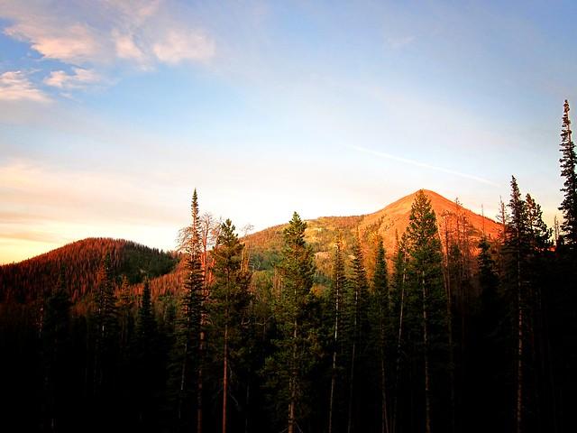 Hahn's Peak