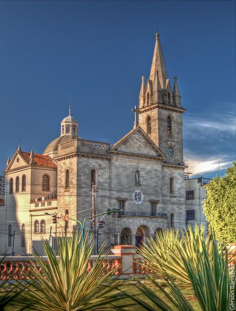 HDR of São Sebastião Church