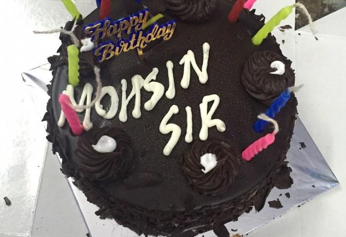 Nikimohsin Bday Cake Nikimohsin Nikimohsin Nikimohsin Niki Flickr