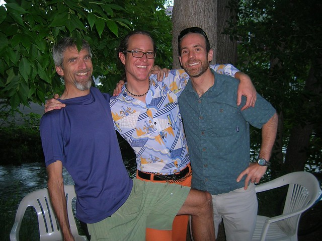 Kurt, Bryan, Scott by bryandkeith on flickr