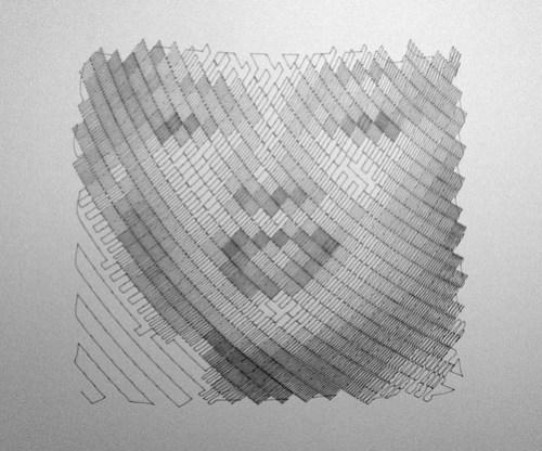 3D Printed Polargraph - Latest settings