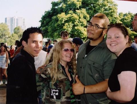 San Diego LGBTQ Pride Festival, 2002