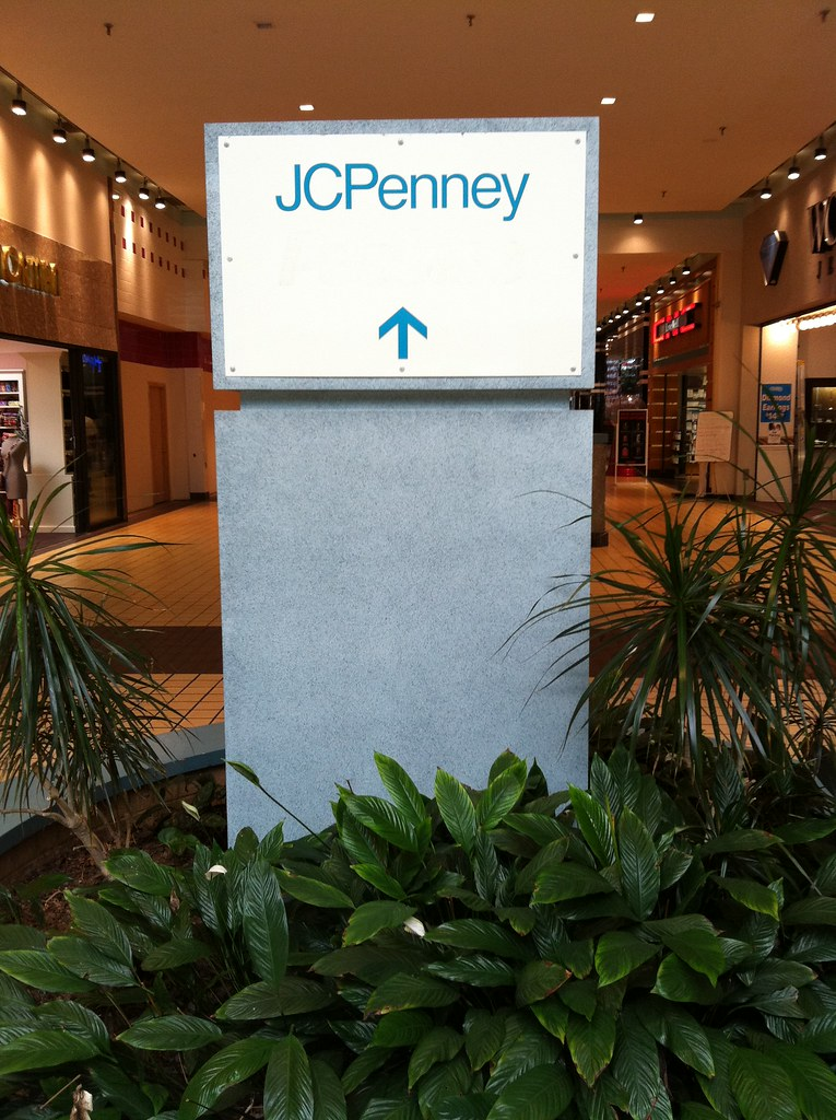 Signal Hill Mall : signal, Signal, JCPenney, Directional, Kalasnik, Flickr