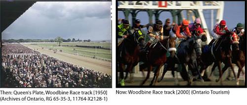 Now & Then Hidden Gem - Woodbine Race Track, Ontario