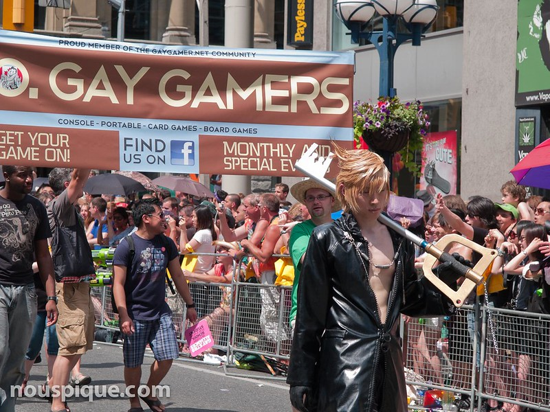 T.O. Gay Gamers