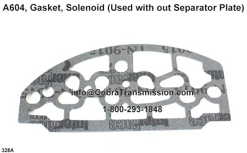 Solenoid Gasket A604 Dodge Chrysler Transmission parts pac