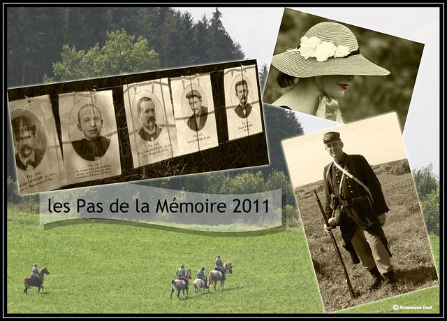 Les Pas de la Mémoire 2011