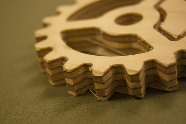 Ron's Wooden Gear