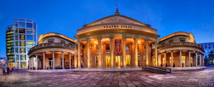 Teatro Solís (Montevideo, Uruguay)   dleiva.com/   domingo leiva ...