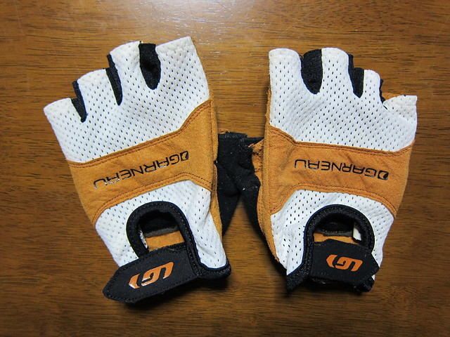 cycling gloves 指貫グローブ
