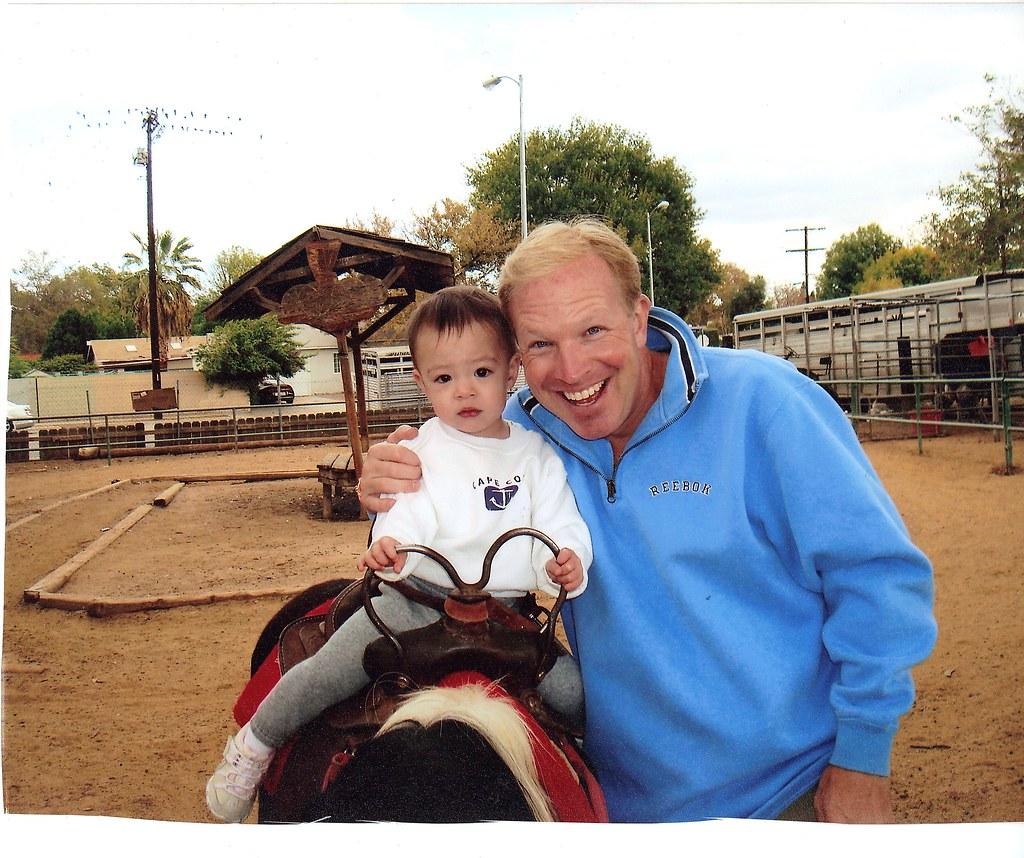 AubreyAndersonEmmons.horse.11months | Kent Emmons | Flickr