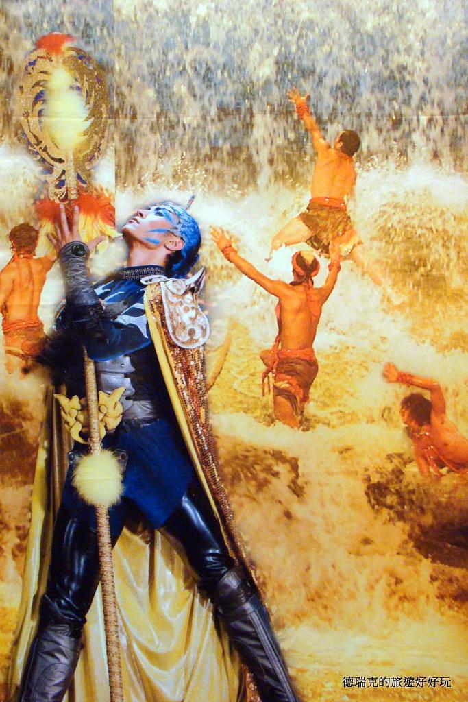 1107北京 金面王朝 京城一秀 華僑城大劇院 舞蹈 特技 戰爭 洪水 夜秀表演 歡樂谷(中國旅遊)13   Flickr