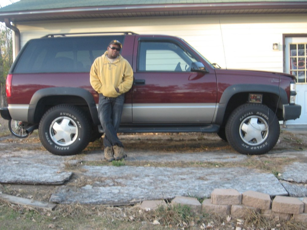 medium resolution of  1999 2dr tahoe by mr biggs mn