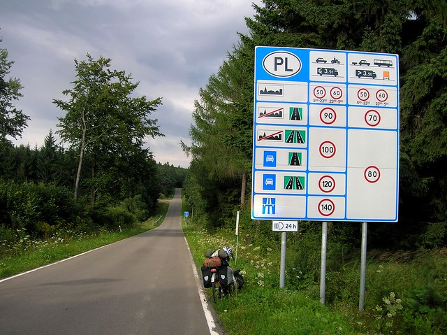 Back into Poland by bryandkeith on flickr
