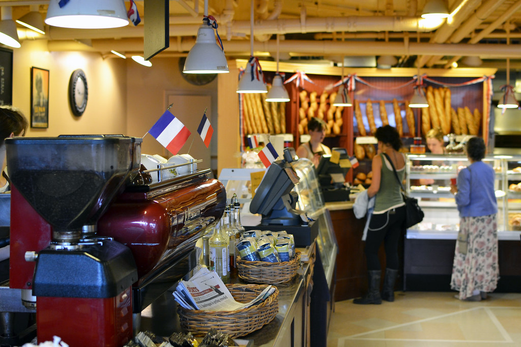 Breakfast at Le Panier