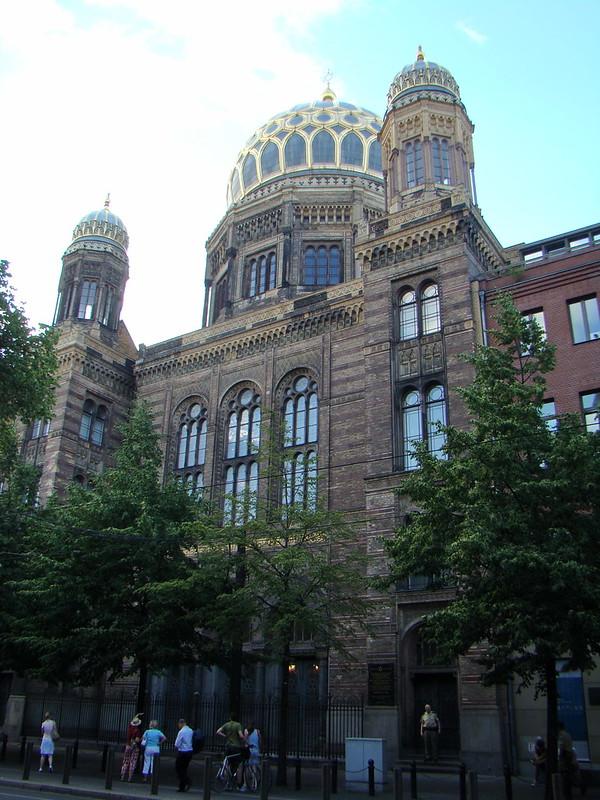 Sinagoga en Berlin Alemania 02