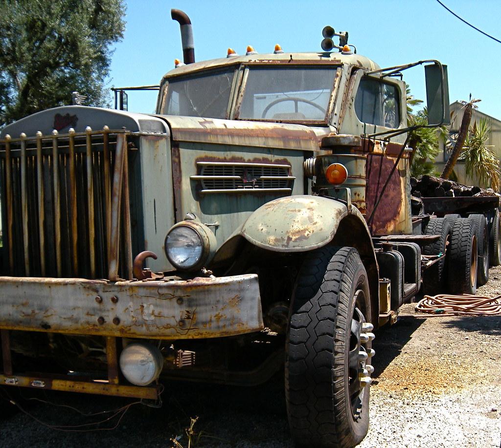 big old truck ari
