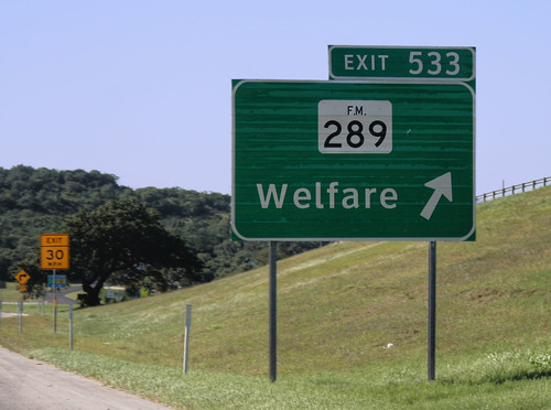 The Road to Welfare