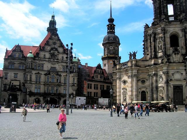 Dresden by bryandkeith on flickr
