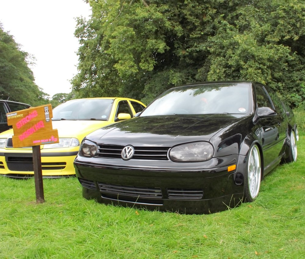 medium resolution of  vw golf gti mk4 by anthony seed
