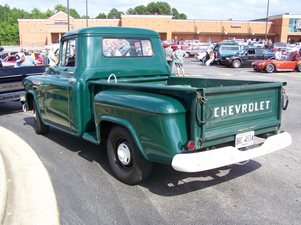 medium resolution of 1957 chevy pickup by classicfordz 1957 chevy pickup by classicfordz
