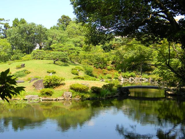 Isui-en Garden