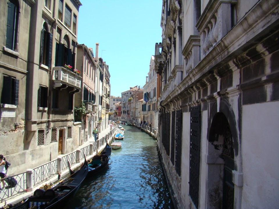 Venecia canales Italia 06