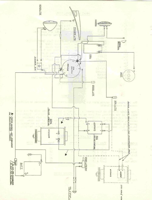 small resolution of  1952 53 chief wiring diagram high quality by yellow53chief