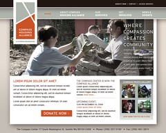 Compass Alliance homepage