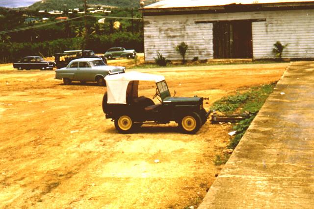 Jim Beaven's Jeep