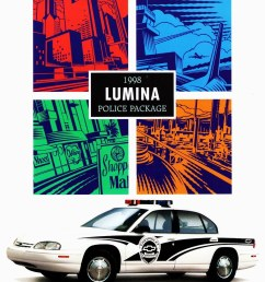 1998 chevrolet lumina police package by aldenjewell [ 784 x 1024 Pixel ]
