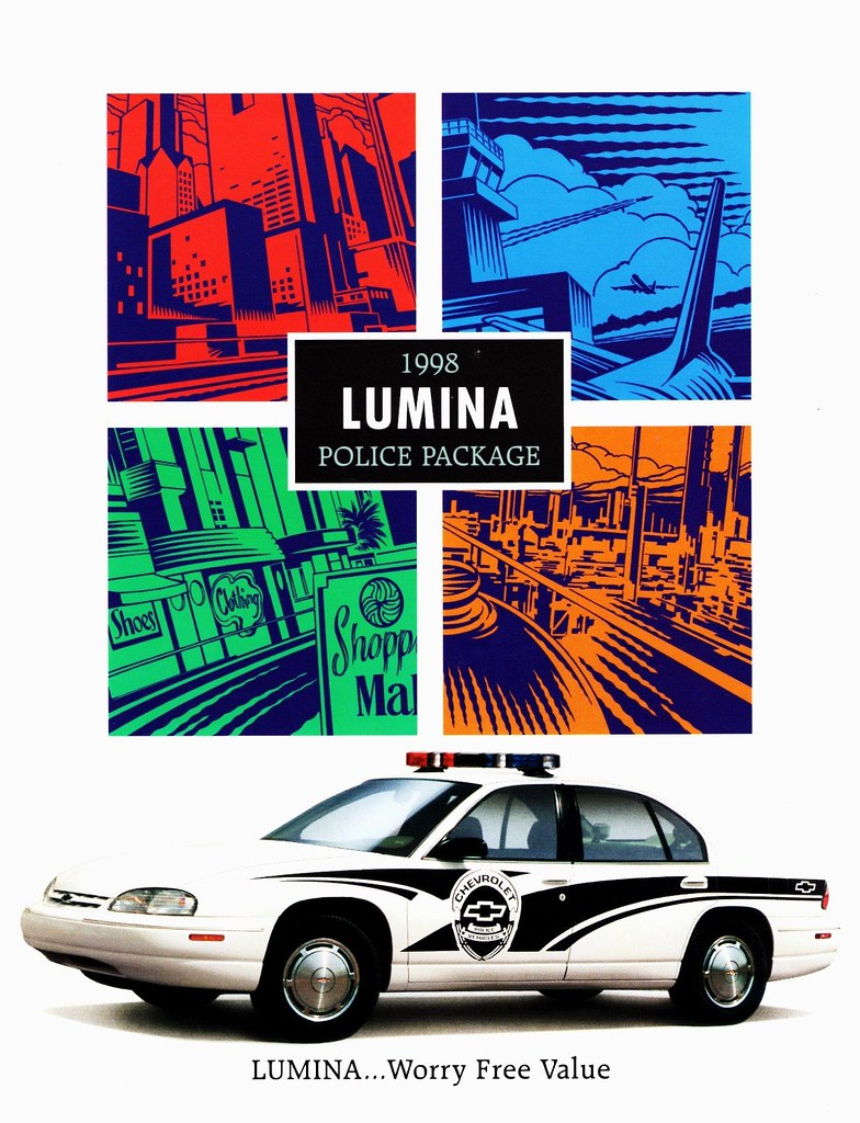 medium resolution of  1998 chevrolet lumina police package by aldenjewell